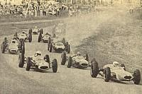 Very early race in 1964